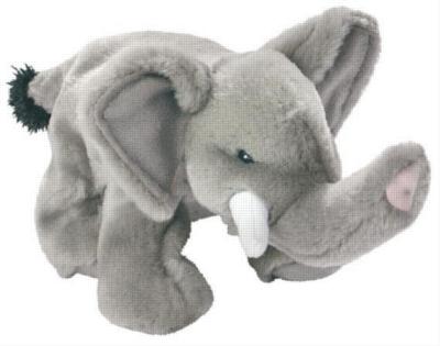 Elephant - 8'' Elephant By Wild Republic