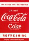Coke: Refreshing - Playing Cards