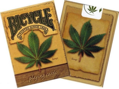 Bicycle: Hemp Deck