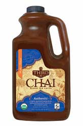Third Street Chai, 1:1 Concentrate - 64oz Bottle