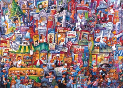 Jigsaw Puzzles - Where I Show Up