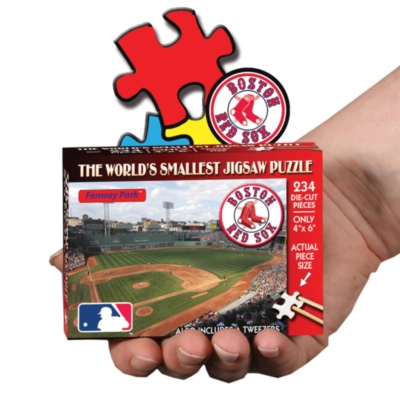 Boston Red Sox: Fenway Park - 234pc TDC Miniature Jigsaw Puzzle