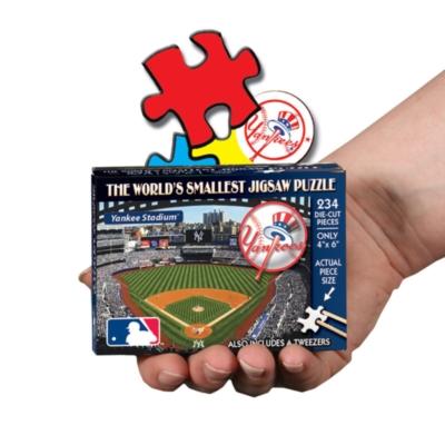 NY Yankees: Yankee Stadium - 234pc TDC Miniature Jigsaw Puzzle