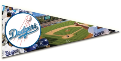 Jigsaw Puzzles - MLB: Los Angeles Dodgers