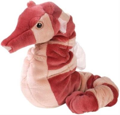 """Pacific Seahorse - 12"""" Seahorse By Wild Republic"""