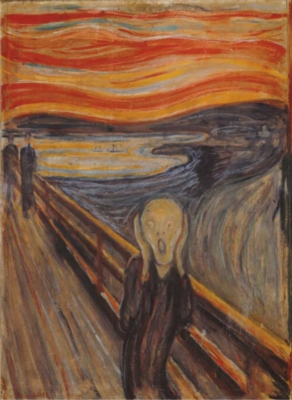 Perre Jigsaw Puzzles - The Scream