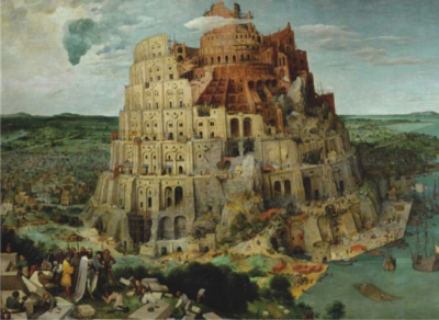 Perre Jigsaw Puzzles - The Tower Of Babel