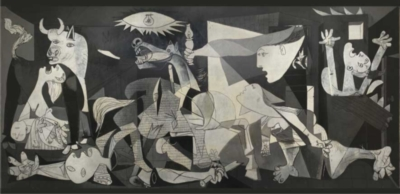 Perre Jigsaw Puzzles - Guernica