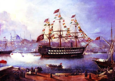 The Galleon Sadiye - 1000pc Jigsaw Puzzle by Anatolian