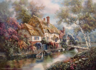 Perre Jigsaw Puzzles - Stonewall Cottage