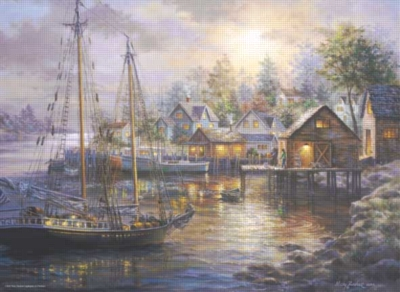 Perre Jigsaw Puzzles - Harbour Town