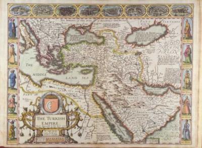 Perre Jigsaw Puzzles - The Turkhish Empire