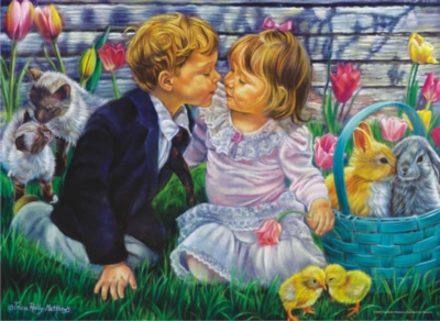 Perre Jigsaw Puzzles - I Love You