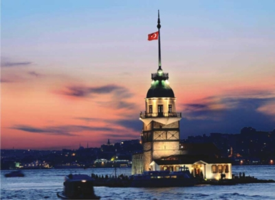 Perre Jigsaw Puzzles - Maiden's Tower