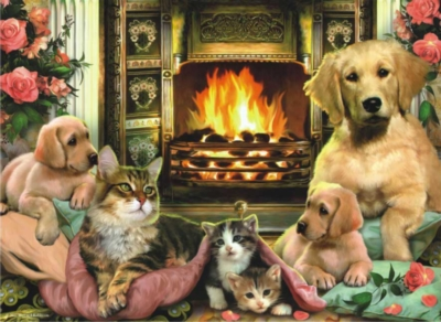 Perre Jigsaw Puzzles - Rosy Glow