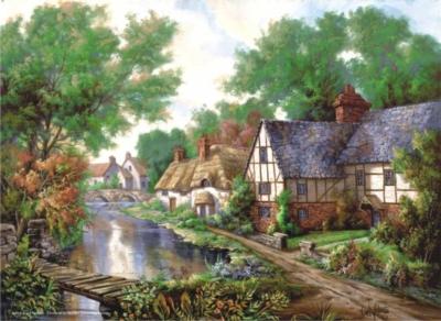 Perre Jigsaw Puzzles - Chelswort Village