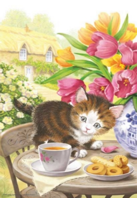 Perre Jigsaw Puzzles - Morning Tea