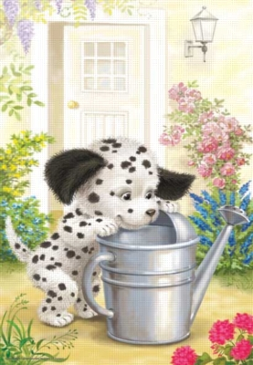 Perre Jigsaw Puzzles - Naughty Dalmation