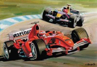 Perre Jigsaw Puzzles - Formula