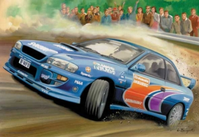 Perre Jigsaw Puzzles - Rally