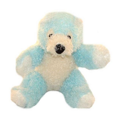 Blue Bear - 12'' Bear By Wildlife Artists