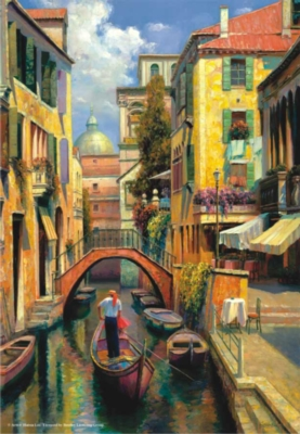 Perre Jigsaw Puzzles - Sunday In Venice