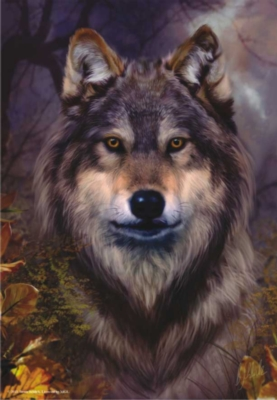 Perre Jigsaw Puzzles - Wolf