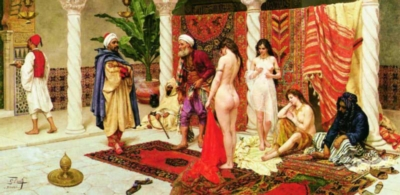 Perre Jigsaw Puzzles - Concubines for the Harem