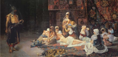 Perre Jigsaw Puzzles - In The Harem
