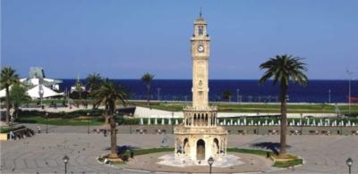 Perre Jigsaw Puzzles - Izmir Clock Tower