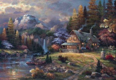 Perre Jigsaw Puzzles - Mountain Hideway