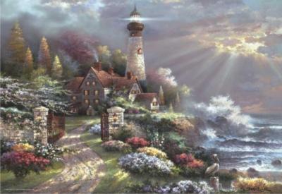Perre Jigsaw Puzzles - Coastal Splendor