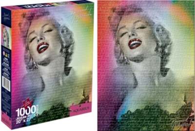 Jigsaw Puzzles - Marilyn Monroe: Color