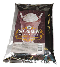 Big Train 20 Below Frozen Hot Cocoa - 3.5 lb. Bulk Bag