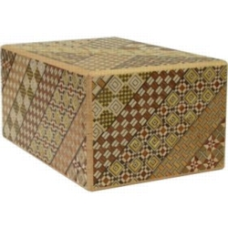 Japanese Puzzle Box - 6 Sun 14 Step: Koyosegi