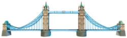 3D Puzzles - Tower Bridge