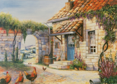Tomax Jigsaw Puzzles - The Promenade