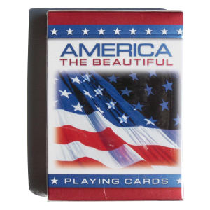 American The Beautiful - Playing Cards