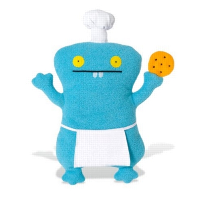Cookie Chef Babo - 15 &quotRegular by Uglydoll