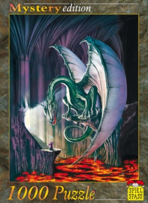 Jigsaw Puzzles - Dragon Cave