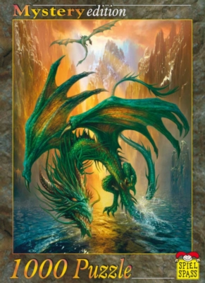 Jigsaw Puzzles - Dragon of the Lake