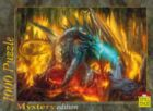 Dragonfire - 1000pc Jigsaw Puzzle by Spiel Spass