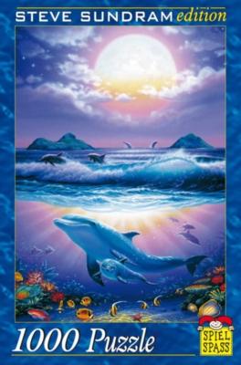Jigsaw Puzzles - Heavenly Ocean