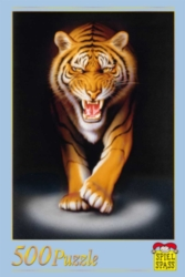 Jigsaw Puzzles - Stalking Tiger