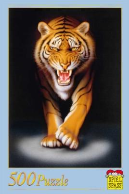Jigsaw Puzzles - Stalking Tiger