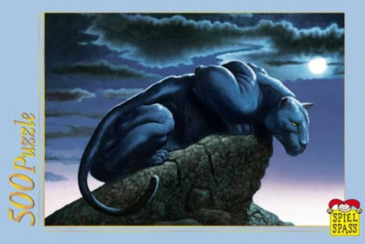 Jigsaw Puzzles - Panther