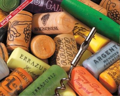 Springbok Jigsaw Puzzles - Cork Collection