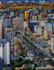 Las Vegas - 1000pc Jigsaw Puzzle by Dowdle