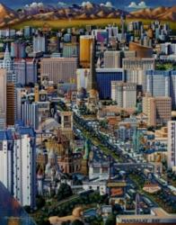 Dowdle Jigsaw Puzzles - Las Vegas