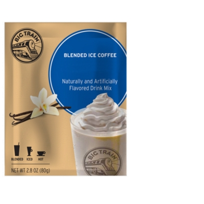 Big Train Blended Ice Coffee - Single Serve Packet